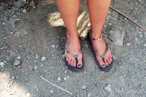 Dirty Feet Santa Teresa